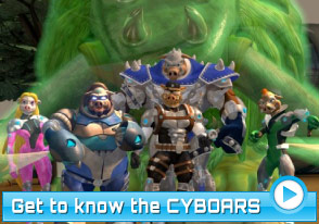 Get to know the CYBOARS